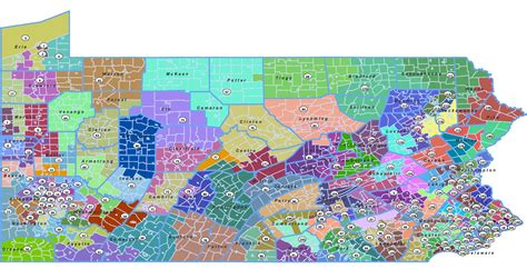 state house district pennsylvania redistricting takes effect dec 1