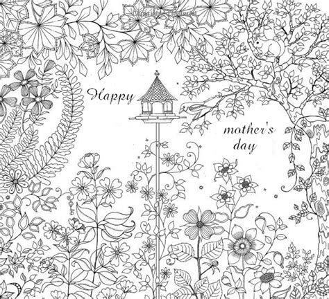 secret garden coloring book south africa coloring page s day s day garden 5