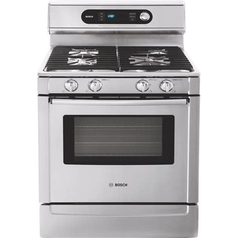 bosch gas range with warming drawer bosch evolution 700 hgs7282uc 30 quot pro style gas
