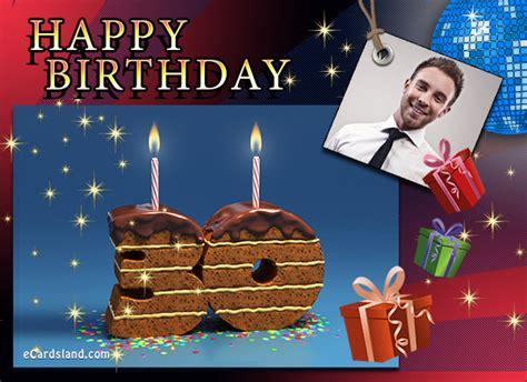 Happy Th Birthday Ecards happy 30th birthday ecard add greetings and send free ecard