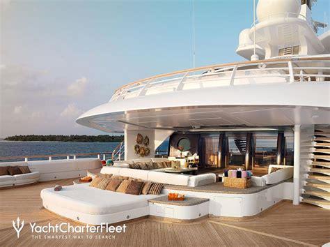Pelorus Interior by Pelorus Yacht Lurssen Yacht Charter Fleet