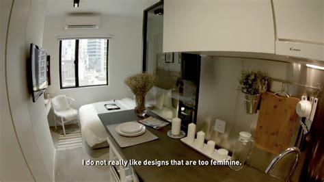 sq feet home small spaces hgtv asia youtube
