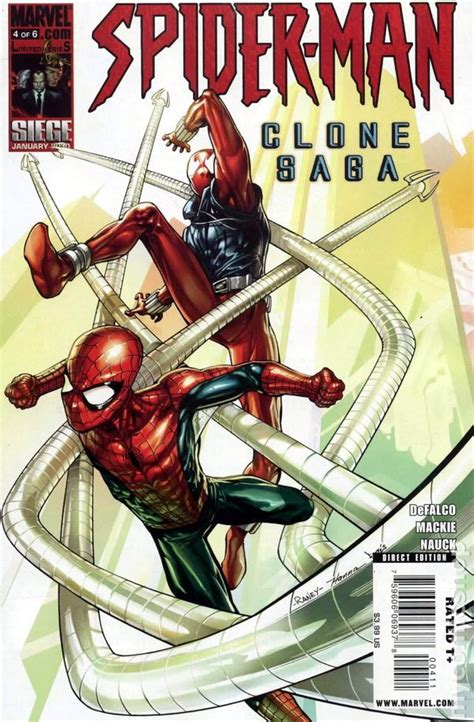 Pdf Spider Clone Saga 2009 by Spider Clone Saga 2009 Comic Books
