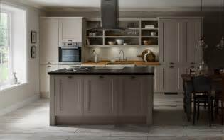 Kitchen Design Howdens by Burford Grained Stone Kitchen From The Shaker Collection