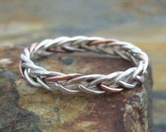 Ideas About Braided Ring On Pinterest Diamond