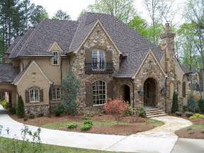 French Country Style House Plans by French Country Style House Natural Stone Rot Iron
