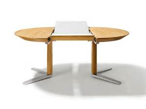 Round Extension Table Table Ronde Extensible Design Chaios Com