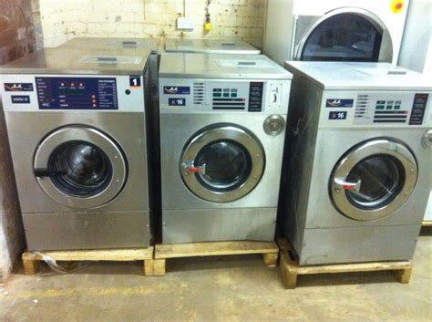 Secondhand Laundry Equipment Front Loading Washing Laundry Sale