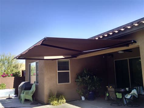 build a retractable awning convenience comfort liberty home products
