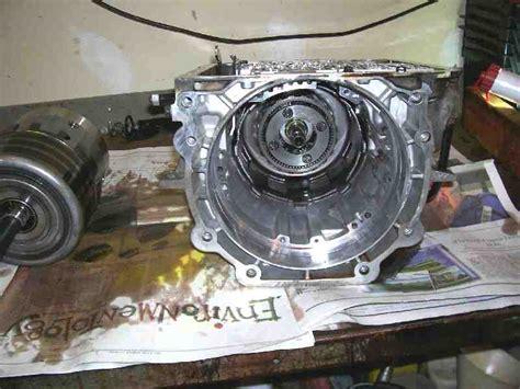 4l60e Disassembly Gm 4l60 E Transmission Re Assembly