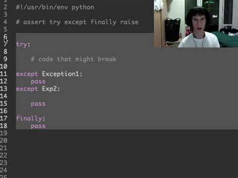download mp3 from youtube python download quot python tutorial 23 assert try raise except