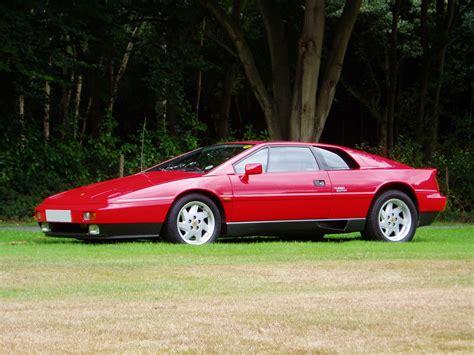 lotus esprit 1988 lotus esprit turbo 1988