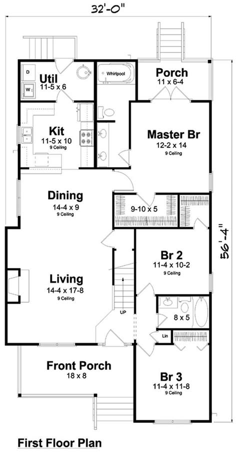 narrow kitchen floor plans creativity and flexibility define narrow lot house plan styles