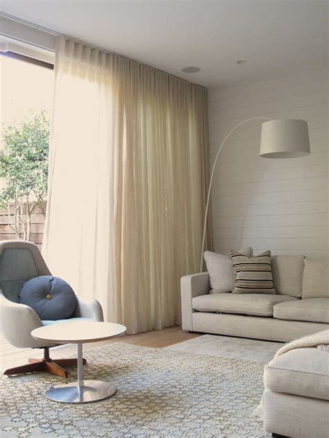 Contemporary Living Room 183 More Info Houzz Living Room Curtains