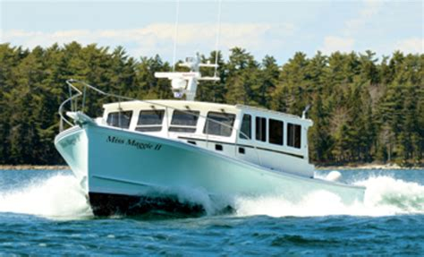 sw boatworks survived and now thrives on maine - Wooden Sw Boat