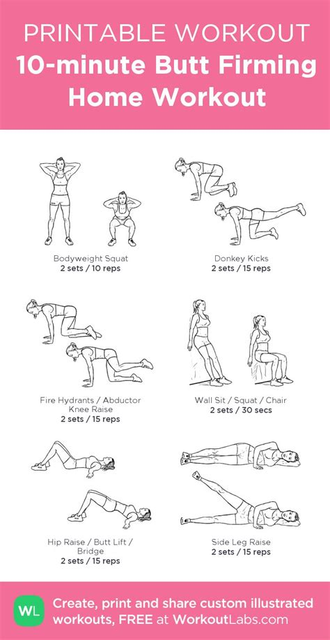 best 20 10 minute workout ideas on
