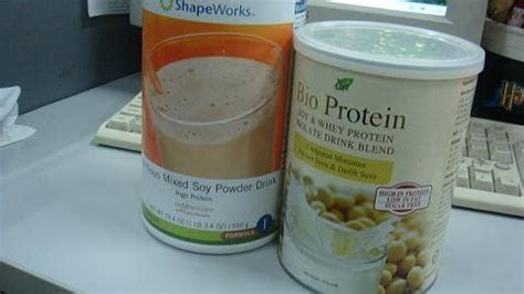 Whey Protein Cosway Anonymous Herbalife Cosway Protein Milk