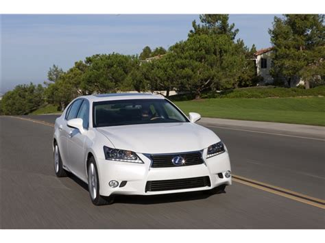 2014 lexus gs hybrid prices reviews and pictures u s