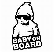 Hangover Carlos Baby On Board Sticker  Store