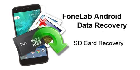 reset android sd card recover sd card data android