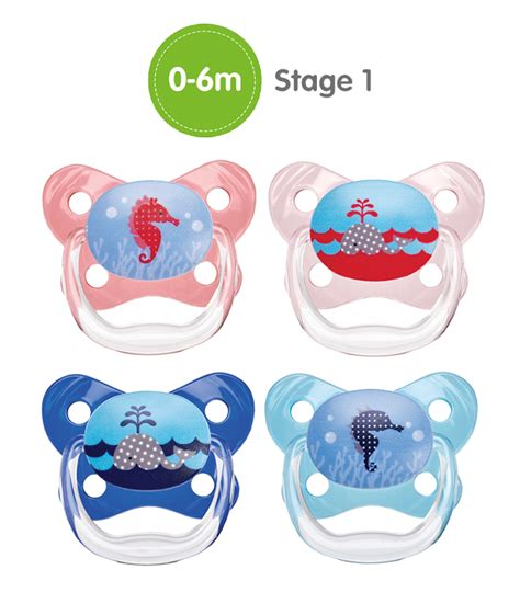 Drbrowns Prevent 0 6m dr brown s prevent butterfly orthodontic pacifiers stage 1 0 6m 2 pack ideal baby