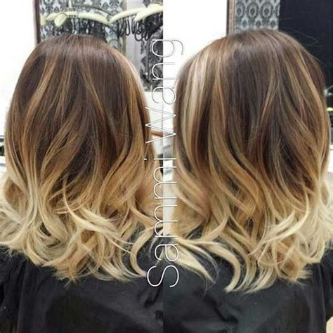 ombre for shorter hair ombre hair short the best short hairstyles for women 2016