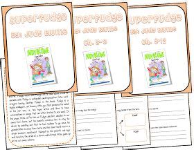 superfudge book report third grade on