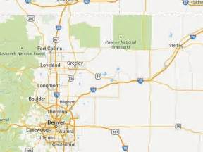 map of sterling colorado 2 escape injury during landing at sterling airport