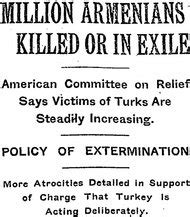 Ottoman Empire Primary Sources Teaching The Armenian Genocide With Primary Sources From The New York Times Nytimes