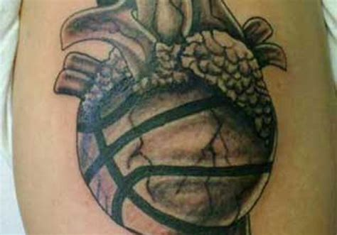 35 cool basketball tattoos creativefan