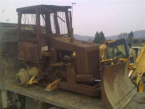 Bulldozer Cat D4c bulldozer cat d4c aurteneche maquinaria
