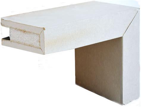 mensola cartongesso mensole prefabbricate in cartongesso decor snc