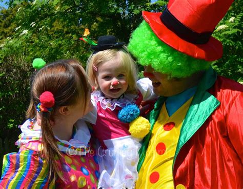 go to bed clown me mine a family portrait project