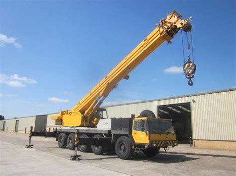 mobile crane for sale liebherr ltm1120 120t all terrain mobile crane for sale