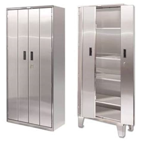 stainless steel storage cabinet cabinets stainless steel heavy duty stainless steel bi