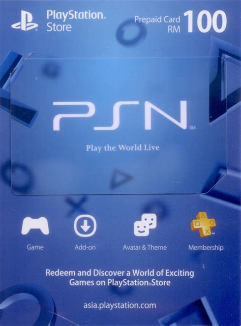 Sony Playstation Network Wallet Gift Card Region 1 Usa 10 Usd playstation network card rm100 digital playstation network digital codes