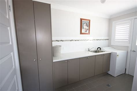 Laundries The Kitchen and Bathroom Renovation