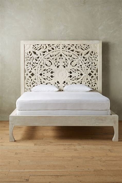 anthropologie bed frame oh my catherine masi