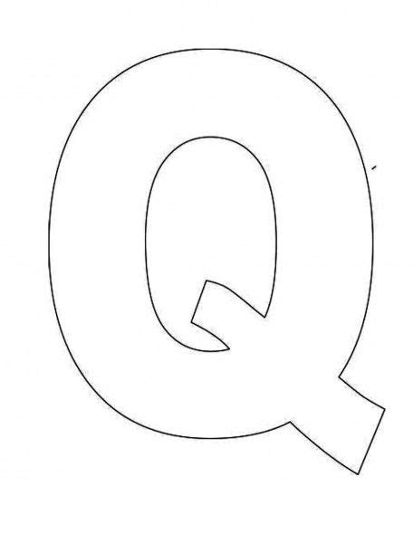 letter q template 17 best images about letter of the week qq on