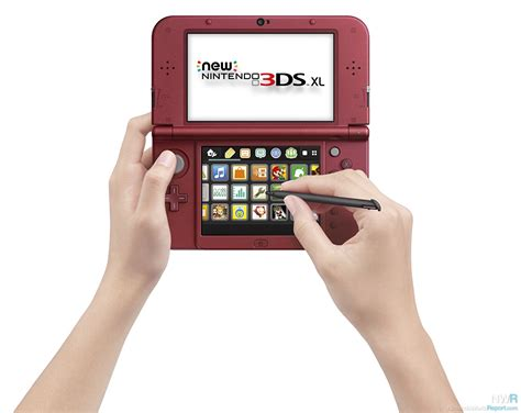 Stylus 4ds Xl new nintendo 3ds xl review review nintendo world report