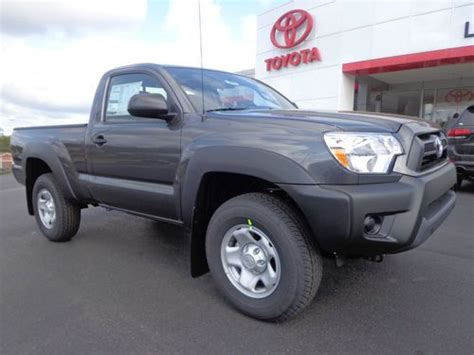 Toyota Tacoma 4 Cylinder For Sale Purchase New All New 2013 Tacoma Regular Cab 4x4 2 7l 4
