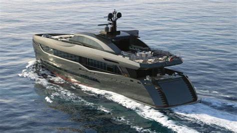 12 foot jon boat in ocean columbus sport 130 hybrid first green superyacht goes