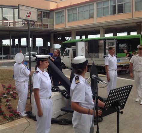 capitaneria di porto di brindisi inaugurata quot piazza delle capitanerie di porto quot nel