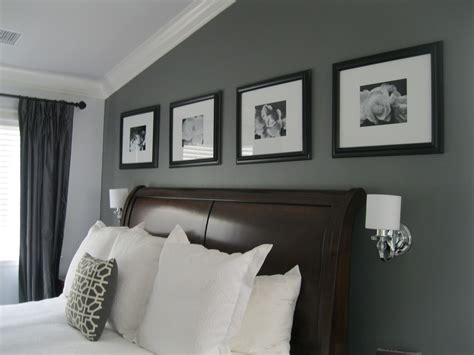 grey painted rooms c b i d home decor and design charcoal gray master suite
