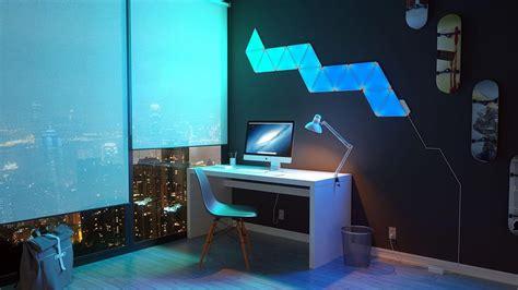 New Home Interior Design Ideas Nanoleaf Aurora Smarter Kit Nanoleaf
