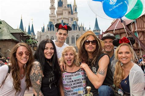 N Friends Roller Coaster aerosmith s steven visits rock n roller