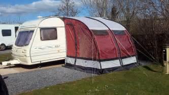 sunnc platinum ultima 260 caravan porch awning in