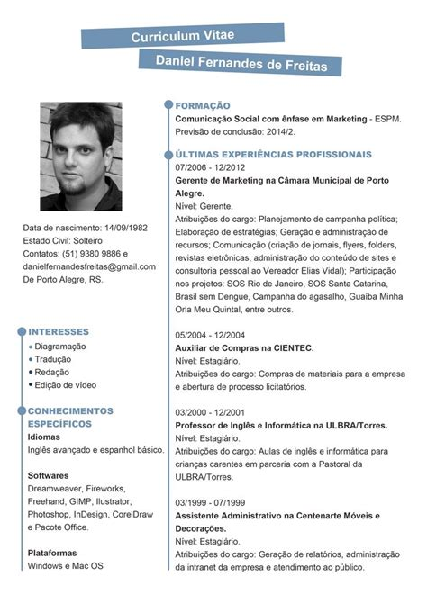 Curriculum Vitae Layout by 1000 Images About Curriculum Vitae On