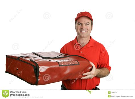 pizza delivery pizza thermal bag stock photo image 1518150