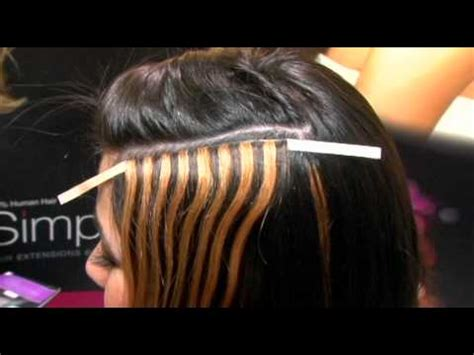 chatters hair extensions trenser hair extensions vejledning